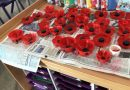 Year 6 Churchill – Poppies for the East Hunsbury Community Cascade